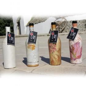 Vino Malvasia Bianca Gioia del Colle 75cl Design