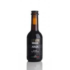 Birra artigianale scura Arsa