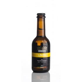 Birra artigianale chiara Linfa
