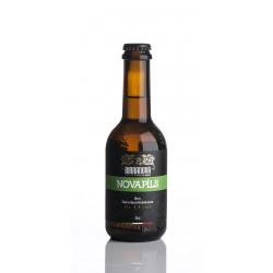 Birra artigianale chiara Novapils
