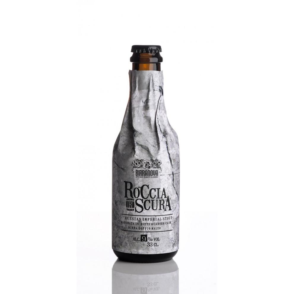 Birra artigianale Roccia Scura
