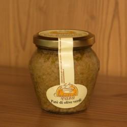 Patè di olive verdi Gr180