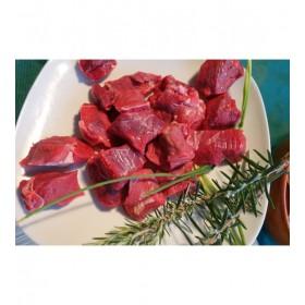 Spezzatino di bovino podolico senza osso 500 gr