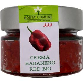 Crema di Habanero Red BIO 106g