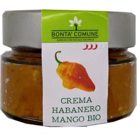 Crema di Habanero Mango BIO 106g