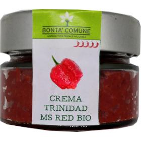Crema di Trinidad Scorpion Rosso BIO 106g