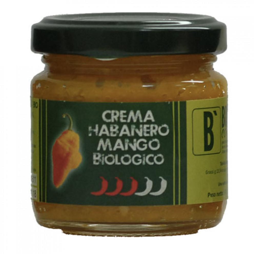 Crema di Habanero Mango biologica