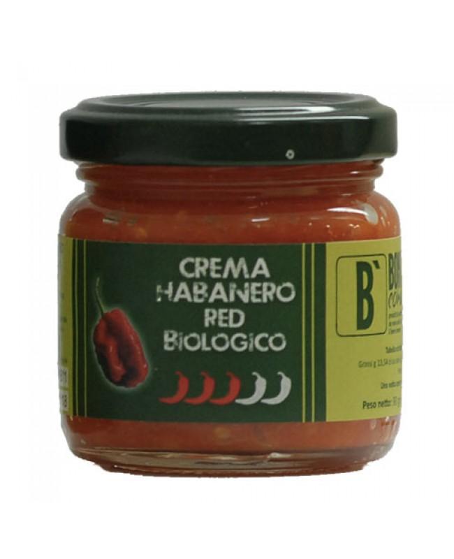 Crema di Habanero Red biologica