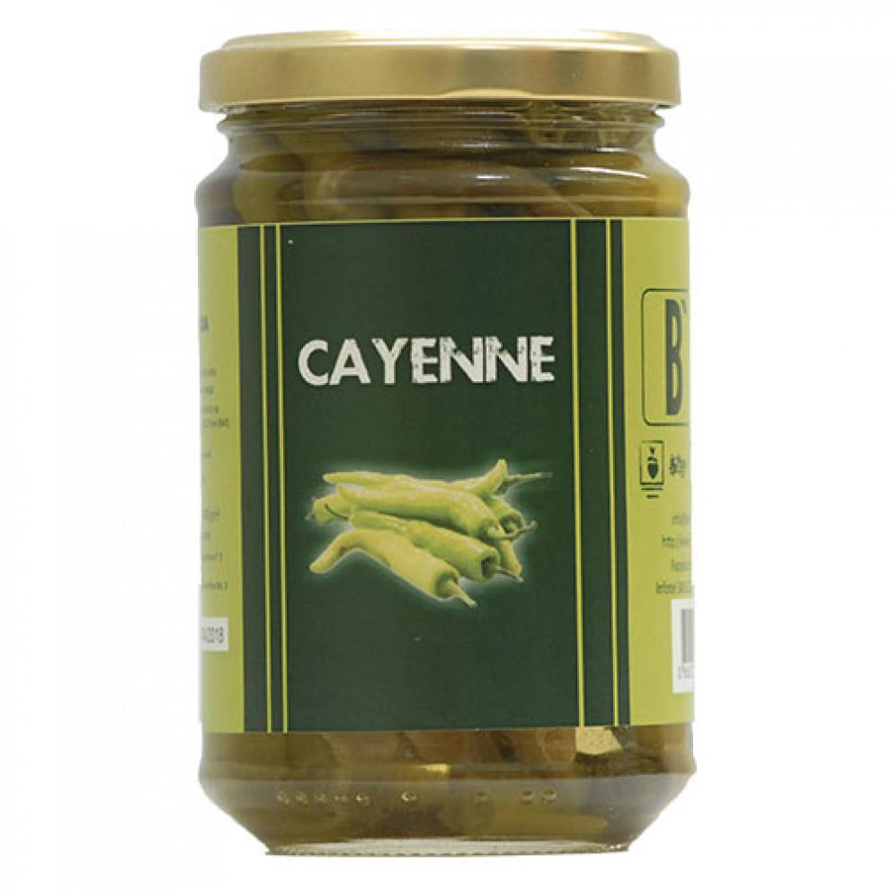 Peperoncino Cayenne in salamoia biologico