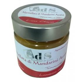 Marmellata Biologica di Mandarini Avana