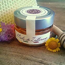 Miele d'acacia allo zafferano