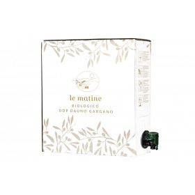 Olio Bio Le Matine Bag in Box da 5Lt