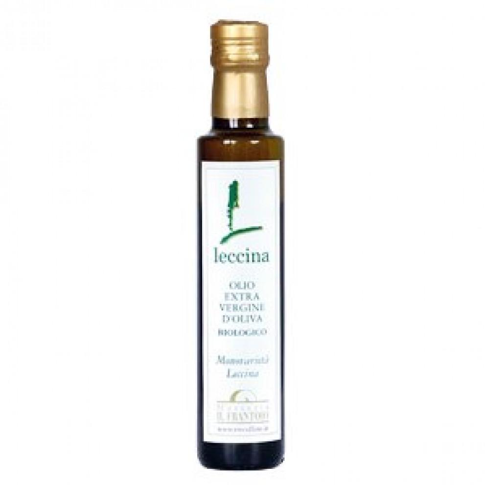 Olio Monocultivar Leccina Extra Vergine d'Oliva Bio