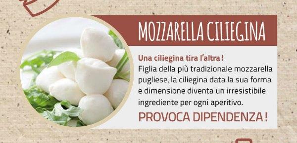 ciliegine di mozzarella pugliese vendita online