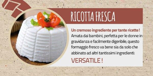 formaggio ricotta pugliese fresca vendita online
