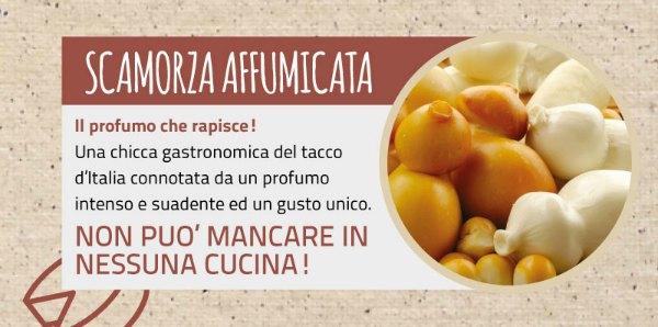 scamorza pugliese affumicata online made in masseria